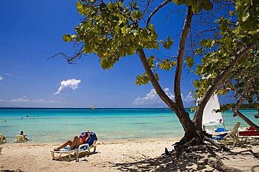 Playa Guardalavaca, Holguin, Cuba Island, West Indies, Central America