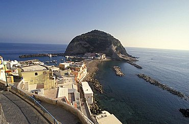 Sant'Angelo suburb, Ischia, Campania, Italy.