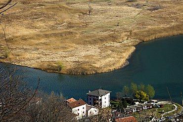 Lake, Novate Mezzola, Lombardy, Italy