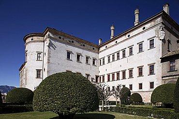 Buonconsiglio castle, Trento, Trentino, Italy