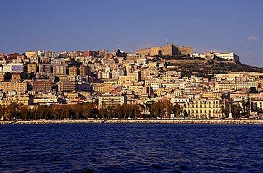Cityscape, Naples, Campania, Italy