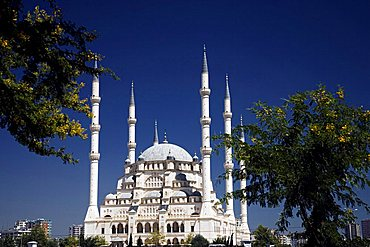 The great Mosque Ulu Camii, Adana, Turkey, Europe