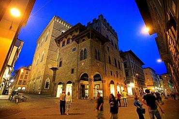 Via Calimala, Florence,Tuscany,Italy