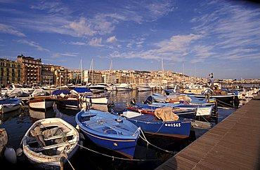 Port, Naples, Campania, Italy