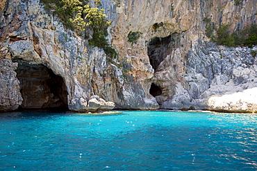 Cala Gonone creek, Golfo di Orosei, Sardinia, Italy
