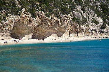 Cala Luna creek, Golfo di Orosei, Sardinia, Italy