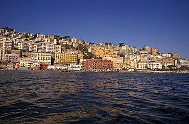 Posillipo coast, Naples, Campania, Italy