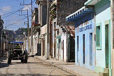 Foreshortening, Matanzas, Cuba, West Indies, Central America