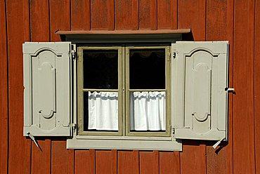 Skansen, open air museum, Djurgården island, Stockholm, Sweden, Scandinavia, Europe