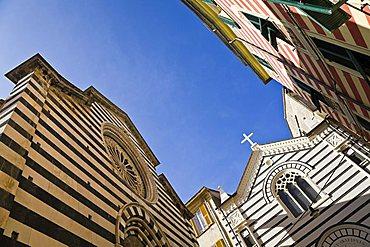 Chiesa di San Giovanni Battista, Monterosso, Cinque Terre, Ligury