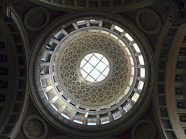 San Gaudenzio church, Novara, Piedmont, Italy