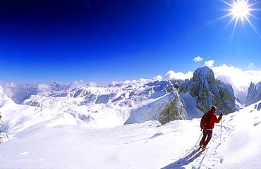 Pale Plateau, Paneveggio Pale di San Martino Park, Trento province, Trentino, Italy