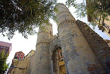 Porta Sovrana, Genoa, Ligury, Italy