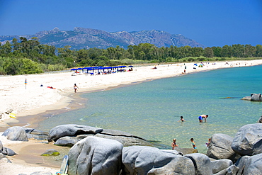 Orrì beach, Tortolì, Sardinia, Italy