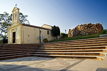 Sant'Anna Arresi, Sulcis, Iglesiente, Carbonia Iglesias, Sardinia, Italy