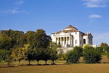 Villa Capra, La Rotonda, Vicenza, Veneto, Italy