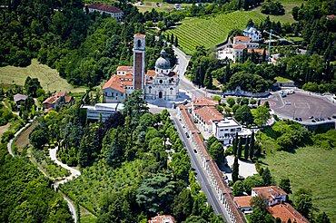 Santuario di Monte Berico, Vicenza, Veneto, Italy;