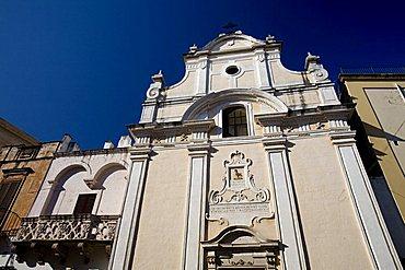 Historic centre, Fasano, Puglia, Italy