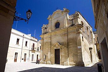 Chiesa Greca, Lecce, Puglia, Italy