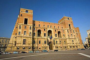 Law Courts, Taranto, Puglia, Italy