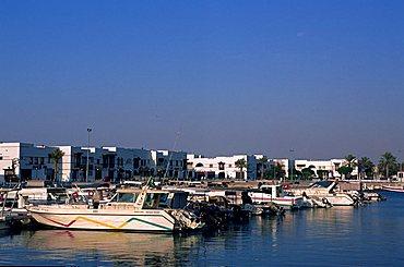 Tourist harbour, Jeddah, Saudi Arabia, Middle East