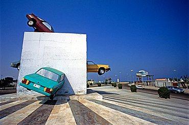 Auto Cube,  Jeddah, Saudi Arabia, Middle East