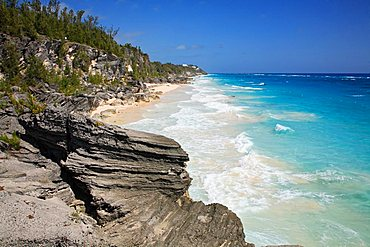 Stonehole Bay, Bermuda, Atlantic Ocean, Central America