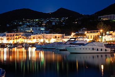 Casamicciola Terme Port, Ischia Island, Campania, Italy