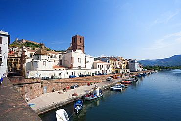 Bosa, Alghero, Sardinia, Italy