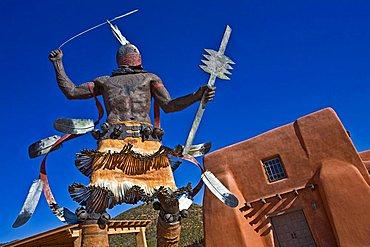Museum Hill, Santa Fe, New Mexico, United States of America, North America