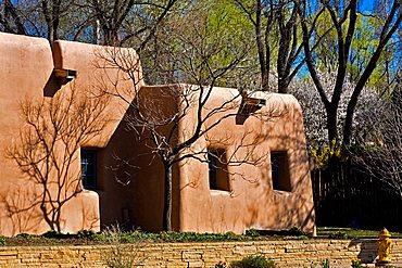 Foreshortening, Santa Fe, New Mexico, United States of America, North America