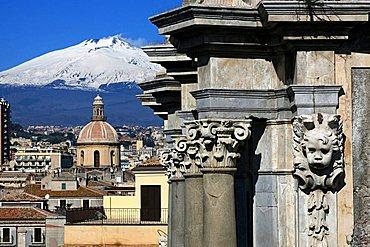 Cathedral, Catania, Sicily, Italy
