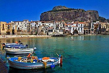 Cefalù, Sicily, Italy