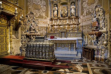 Saint Agata Cathedral, Catania, Sicily, Italy, Europe