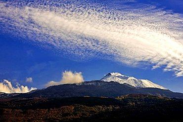 Etna Volcano at 1000 mt., Catania, Sicily, Italy, Europe