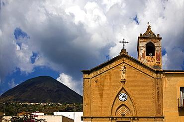Rinella village, Salina Island, Messina, Italy, Europe