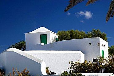 The Countryman House Museum, La Geria, Mozaga, Lanzarote, Canary Islands, Spain