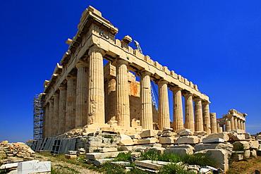Parthenon, Acropolis, Athens, Greece, Europe