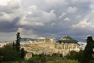 Acropolis, Athens, Greece, Europe, UNESCO World Heritage Site