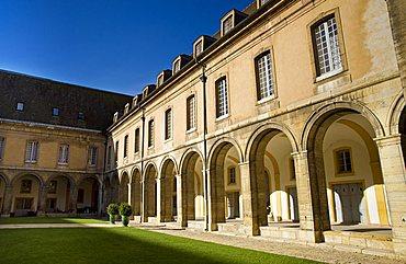 The Benedectine Abbey, Cluny, Bourgogne, Burgundy, France, Europe