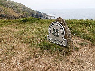 Lizard Point, Lizard Peninsula, Cornwall, England, Great Britain