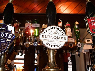 Local beer, Dorset, England, Great Britain