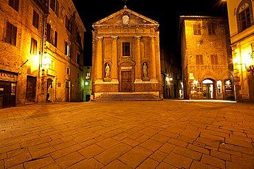 San Giuseppe Church, Siena, Tuscany, Italy