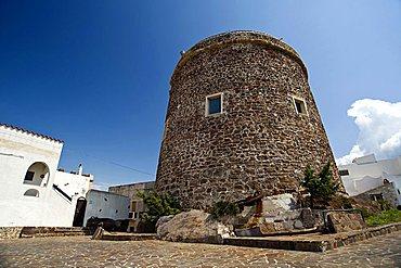 Calasetta tower, Provincia di Carbonia e Iglesias, Sardinia, Italy, Europe