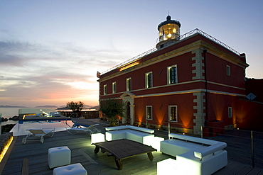 Exterior, Bed & Breakfast, Capo Spartivento light house, Sardinia, Italy, Europe