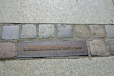 Berliner Wall Memorial, Friedrichstrasse, Berlin, Germany, Europe