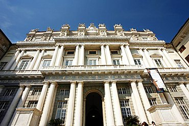 Palazzo Ducale palace, XIII century, Genoa, Ligury, Italy, Europe