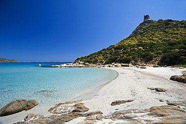 Cala Giunco, Villasimius, Provincia di Cagliari, Sardinia, Italy