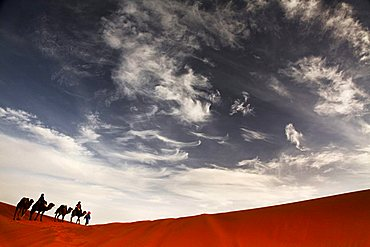 Sahara desert, Morocco, North Africa