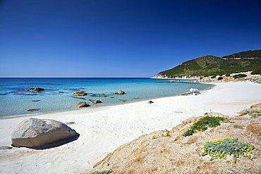 Porto Sa Ruxi beach, Villasimius (CA), Sardinia, Italy, Europe